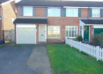Thumbnail 3 bed semi-detached house to rent in Melling Close, Lower Earley, Reading