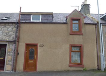 Thumbnail 3 bed terraced house for sale in Argyle Street, Lossiemouth