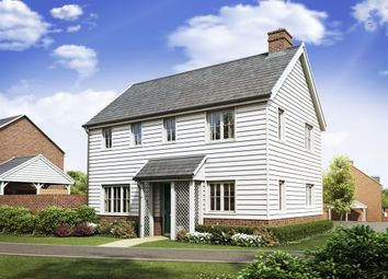 "Thumbnail 3 bed detached house for sale in ""The Clayton Corner"" at High Street, Newington, Sittingbourne"