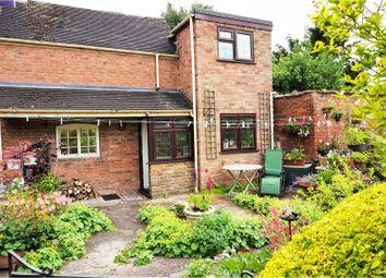 Thumbnail 1 bed end terrace house for sale in Garden Terrace, Wellesbourne, Warwick