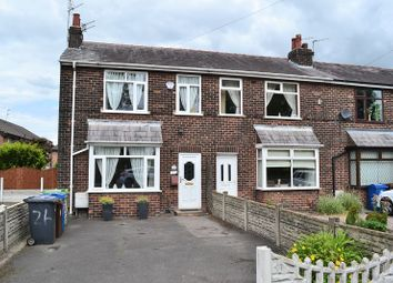 Thumbnail 2 bed end terrace house for sale in Shevington Lane, Shevington, Wigan