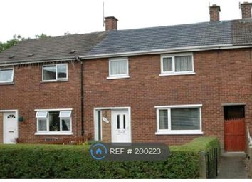 Thumbnail 3 bed terraced house to rent in Newhall Road, Chester