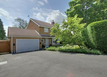 Thumbnail 4 bedroom detached house for sale in Saunders Lane, Walkington, Beverley