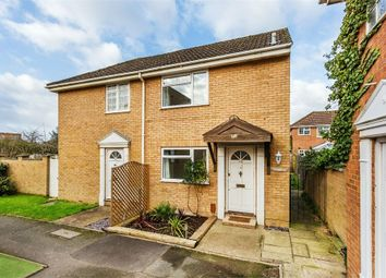 Thumbnail 1 bed semi-detached house for sale in Milton Road, Walton-On-Thames, Surrey