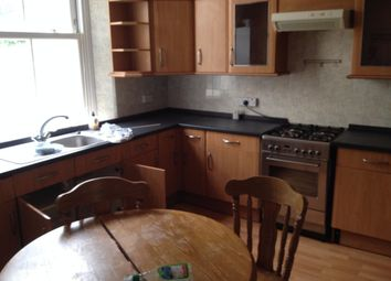 Thumbnail 2 bed town house to rent in Napier Terrace Gff, Mutley, Plymouth