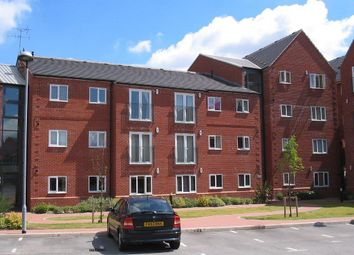 Thumbnail 2 bedroom flat for sale in The Connexion Development, Chaucer Street, Mansfield