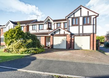 Thumbnail Detached house for sale in Palmer Close, Branston, Burton-On-Trent
