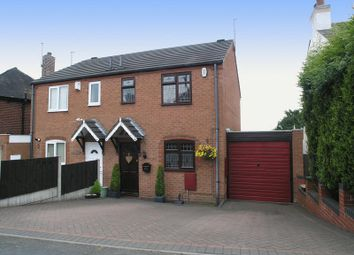 Thumbnail 2 bed semi-detached house for sale in Brierley Hill, Quarry Bank, Coppice Lane