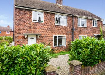 Thumbnail 3 bed semi-detached house for sale in Debden Green, Ely