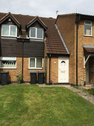 Thumbnail 2 bed mews house to rent in Armadale Close, Hinckley