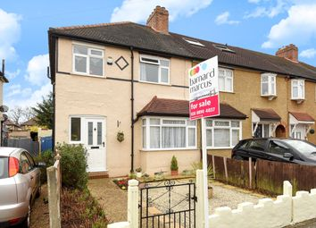 Thumbnail 3 bed end terrace house for sale in Meadow Road, Feltham
