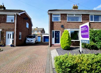 Thumbnail 3 bed semi-detached house for sale in Beech Drive, Newton, Preston