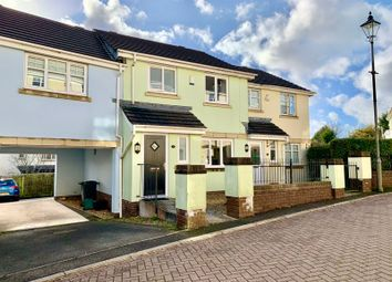 Thumbnail 3 bed terraced house for sale in Chestnut Crescent, Chudleigh, Newton Abbot