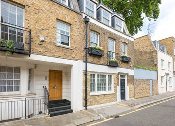 Thumbnail 3 bed flat to rent in Little Chester Street, Belgravia