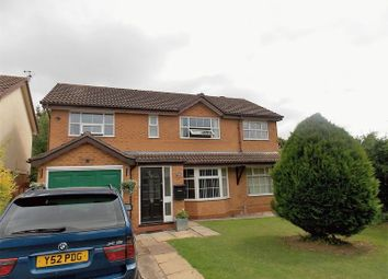 Thumbnail Detached house to rent in Basil Close, Northampton