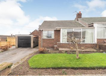 Thumbnail 2 bed semi-detached bungalow for sale in Croft House Way, Morley, Leeds