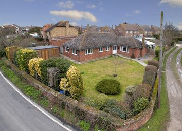 Thumbnail 5 bed detached bungalow for sale in Margate Road, Broomfield, Herne Bay, Kent