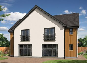 Thumbnail 3 bedroom semi-detached house for sale in Craignegar Gate, Off Deanfoot Road, West Linton