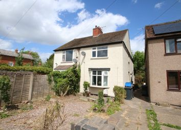 Thumbnail 2 bed semi-detached house for sale in Watling Street, Witherley, Atherstone