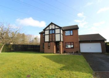 Thumbnail 4 bed detached house for sale in Deacon Close, Abbey Farm, North Walbottle, Newcastle Upon Tyne
