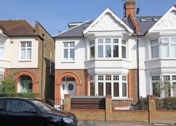 Thumbnail 8 bed semi-detached house for sale in Home Park Road, London