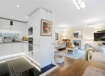 Thumbnail 2 bedroom maisonette for sale in Gower Road, Weybridge, Surrey