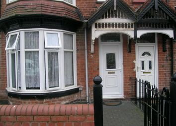 Thumbnail Room to rent in Hallewell Road, Birmingham