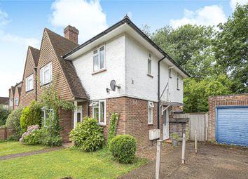 Thumbnail 2 bedroom maisonette for sale in Woodridings Close, Pinner, Middlesex