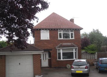 Thumbnail 3 bed detached house to rent in Rykneld, Derby Road, Egginton