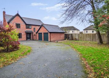 Thumbnail 5 bedroom detached house for sale in Bedwyr Court, Wrexham