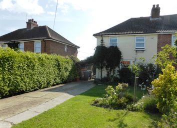 Thumbnail 3 bedroom semi-detached house for sale in Adelaide Road, Elvington, Dover, Kent