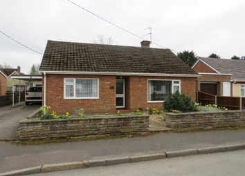 Thumbnail 3 bed detached bungalow for sale in Smithtyne Avenue, Dereham
