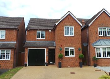 Thumbnail 3 bed detached house for sale in Tiller Grove, Sutton Coldfield