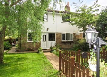 Thumbnail 3 bed semi-detached house for sale in Upper Dean, Huntingdon