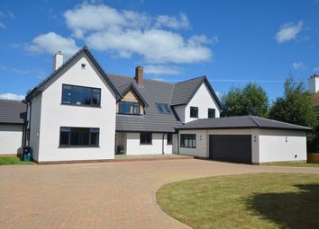 Thumbnail 7 bedroom detached house for sale in Grange Road, Saltford, Bristol