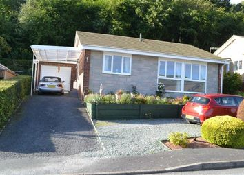 Thumbnail 3 bed detached bungalow for sale in Backwood, Tanyrallt, Llanidloes, Powys