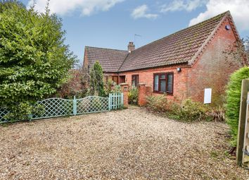 Thumbnail 3 bed detached bungalow for sale in Highfield Close, Great Ryburgh, Fakenham