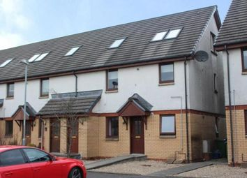 Thumbnail 2 bed flat for sale in Finglen Crescent, Tullibody, Alloa, Clackmannanshire
