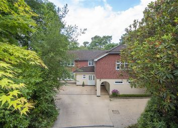Thumbnail 6 bed detached house for sale in Broomrigg Road, Fleet
