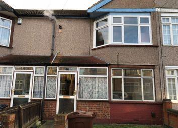 Thumbnail 3 bed terraced house to rent in Albert Road, Dagenham