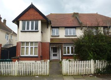 Thumbnail 3 bed flat for sale in New Church Road, Hove