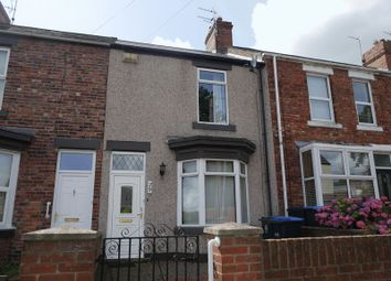 2 bed terraced house for sale in Greenfields Road, Bishop Auckland DL14