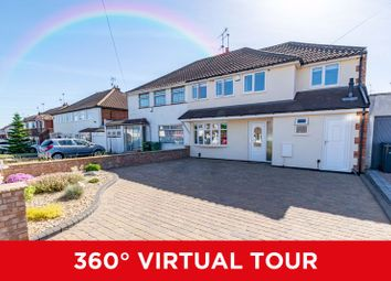 Thumbnail 5 bed detached house for sale in Dunstall Road, Hayley Green, Halesowen