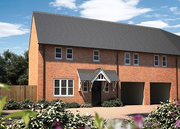 "Thumbnail 3 bedroom link-detached house for sale in ""The Hidcote"" at Ashburton Road, Totnes"