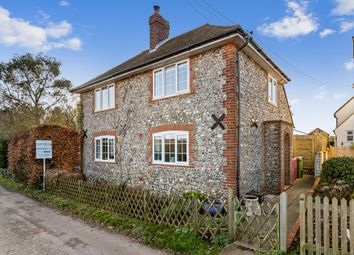 Thumbnail 3 bed detached house for sale in Church Lane, Stelling Minnis, Kent