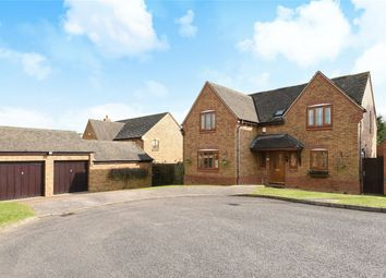 Thumbnail 5 bed detached house for sale in Pear Tree Close, Bromham, Bedford