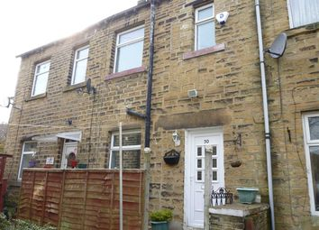Thumbnail 2 bed terraced house for sale in Crossley Place, Linthwaite, Huddersfield