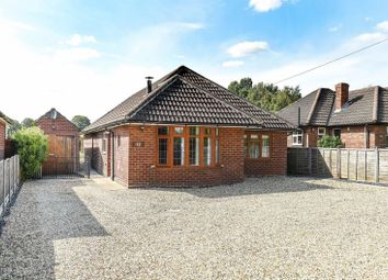 Thumbnail 3 bed detached bungalow for sale in Church Lane, Cherry Willingham, Lincoln