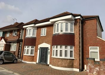Thumbnail 3 bed flat to rent in Ivy Road, Southgate, London