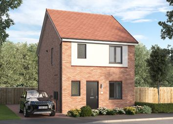 """Thumbnail 3 bed semi-detached house for sale in """"The Embridge"""" at Vigo Lane, Chester Le Street"""